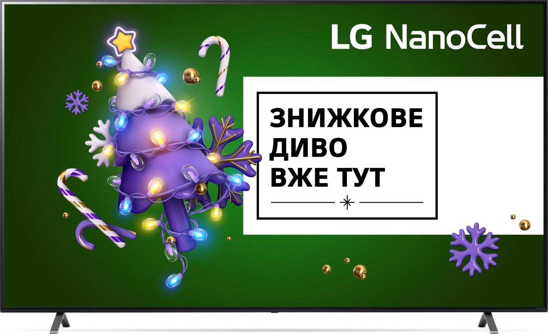 Телевізор LG 55NANO806NA фото1
