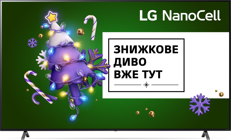 Телевізор LG 55NANO806NA фото
