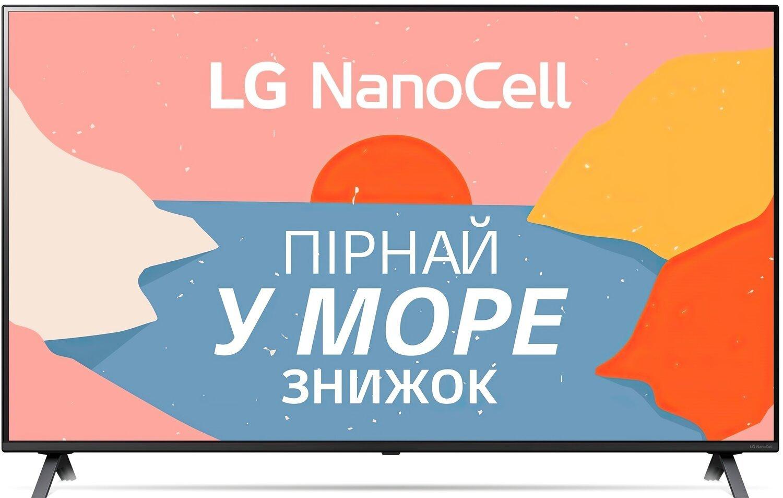 Телевізор LG 65NANO806NA фото1
