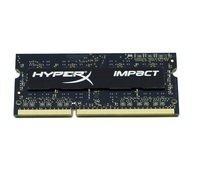 Пам'ять для ноутбука HyperX SO-DIMMDDR3 1600 4GB 1.35/ Impact (HX316LS9IB/4)