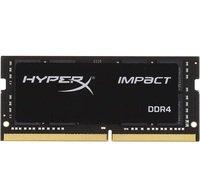 Память для ноутбука HyperX SO-DIMM DDR4 2400 4GB Impact (HX424S14IB/4)