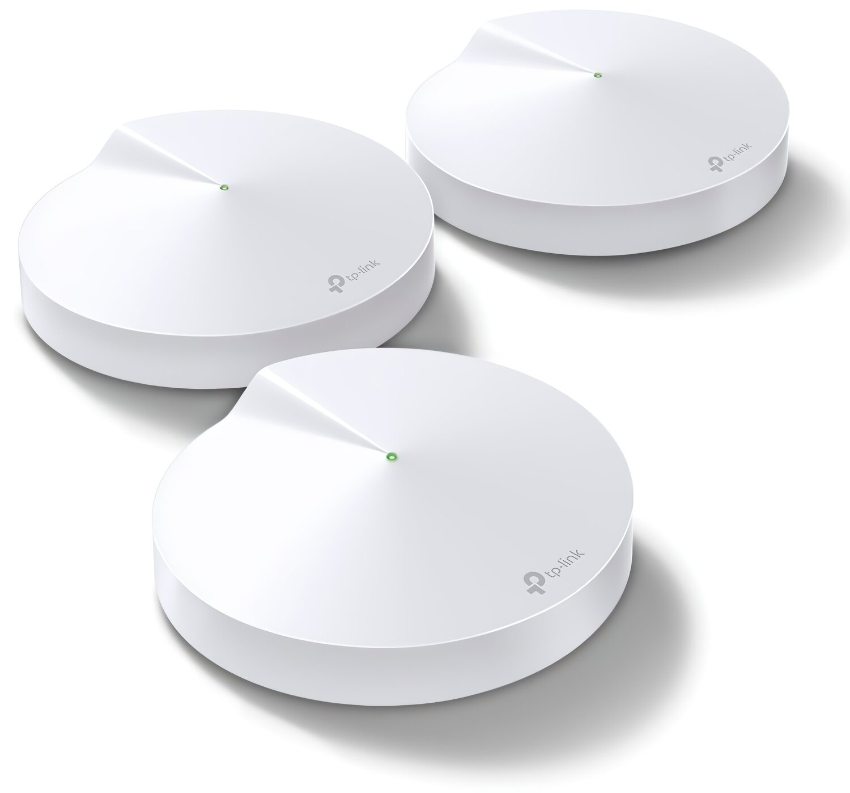 Бездротова система Mesh Wi-Fi TP-LINK DECO-M9-Plus-3-PACK фото1