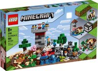 Конструктор LEGO Minecraft The Crafting Box 3.0 (21161)
