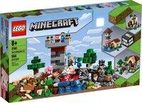 Конструктор LEGO Minecraft The Crafting Box 3.0 (21161)