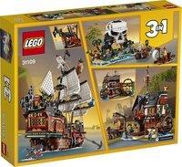 Конструктор LEGO Creator Пиратский корабль (31109)