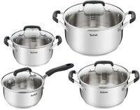 Набор посуды Tefal Cook & Cool 8 предметов (E493S874)