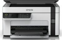 МФУ струйное Epson M2120 Фабрика печати с WI-FI (C11CJ18404)
