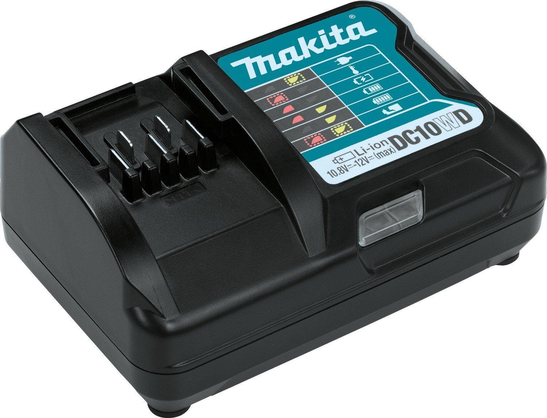 Зарядное устройство Makita CXT DC10WD, Li-Ion, 10.8В фото 1