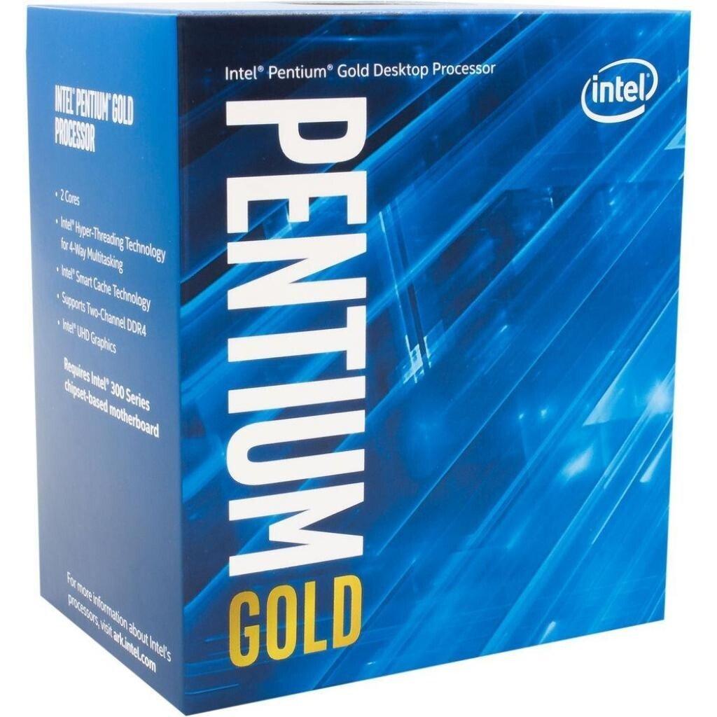Процесор Intel Pentium Gold G5400 2/4 3.7GHz (CM8068403360112) фото