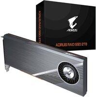 SSD накопитель GIGABYTE AORUS RAID AIC 2TB NVMe (GP-ASACNE2200TTTDA)