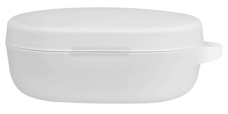 Чехол 2Е для Xiaomi AirDots Pure Color Silicone (1.5mm) White фото 1