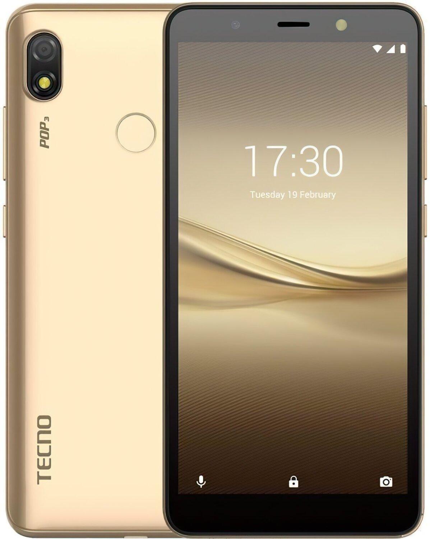 Смартфон TECNO POP 3 (BB2) 1/16Gb DS Champagne Gold фото