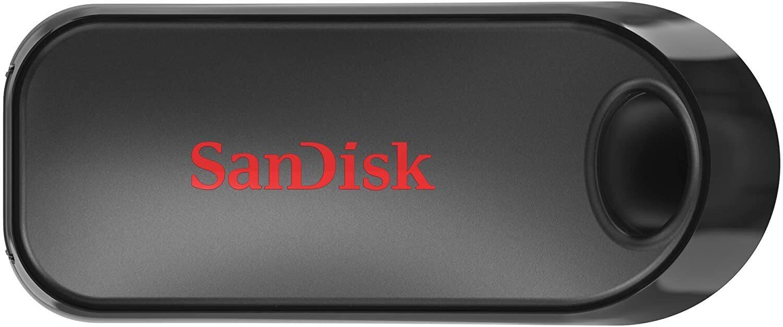 Накопичувач USB SanDisk 64GB Cruzer Snap (SDCZ62-064G-G35) фото
