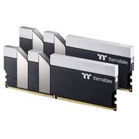 Пам'ять для ПК Thermaltake TOUGHRAM DDR4 3200 16GB KIT (8GBx2) Black (R017D408GX2-3200C16A)