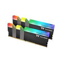 Пам'ять для ПК Thermaltake TOUGHRAM DDR4 3200 16GB KIT (8GBx2) Black RGB (R009D408GX2-3200C16A)