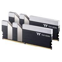 Пам'ять для ПК Thermaltake TOUGHRAM DDR4 3600 16GB KIT (8GBx2) Black (R017D408GX2-3600C18A)