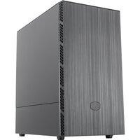 Корпус Cooler Master MasterBox MB400L w/o ODD, Brushed Front Panel, Mesh Intakes, Metal side panel, mATX