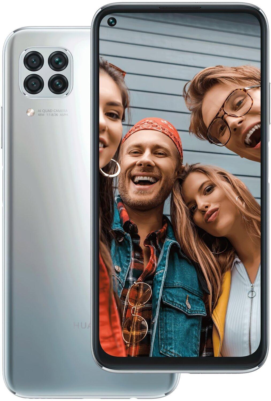 Смартфон Huawei P40 Lite Skyline Grey фото 1