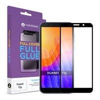 Защитное стекло MakeFuture для Huawei Y5p Full Cover Full Glue