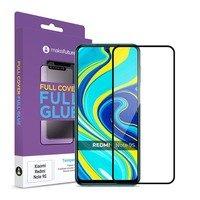 Защитное стекло MakeFuture для Xiaomi Redmi Note 9S Full Cover Full Glue