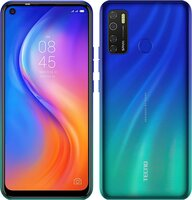 Смартфон TECNO Spark 5 Pro (KD7) 4/64Gb DS Seabed Blue