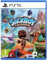 Игра Sackboy: A Big Advanture (PS5, Русская версия)