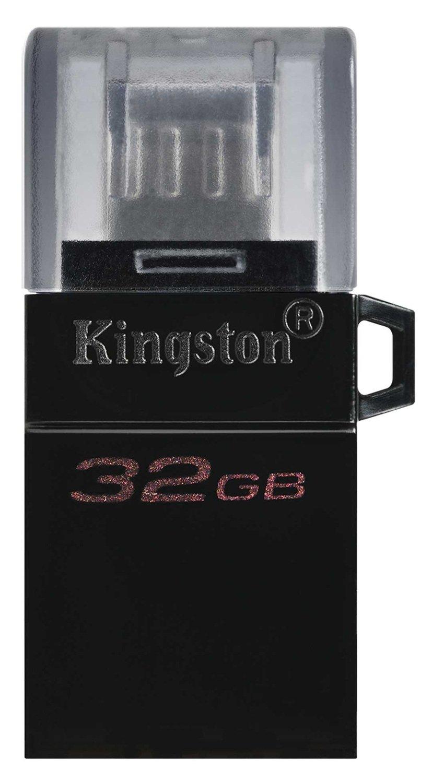 Накопичувач USB 3.2 microUSB KINGSTON 32GB фото1