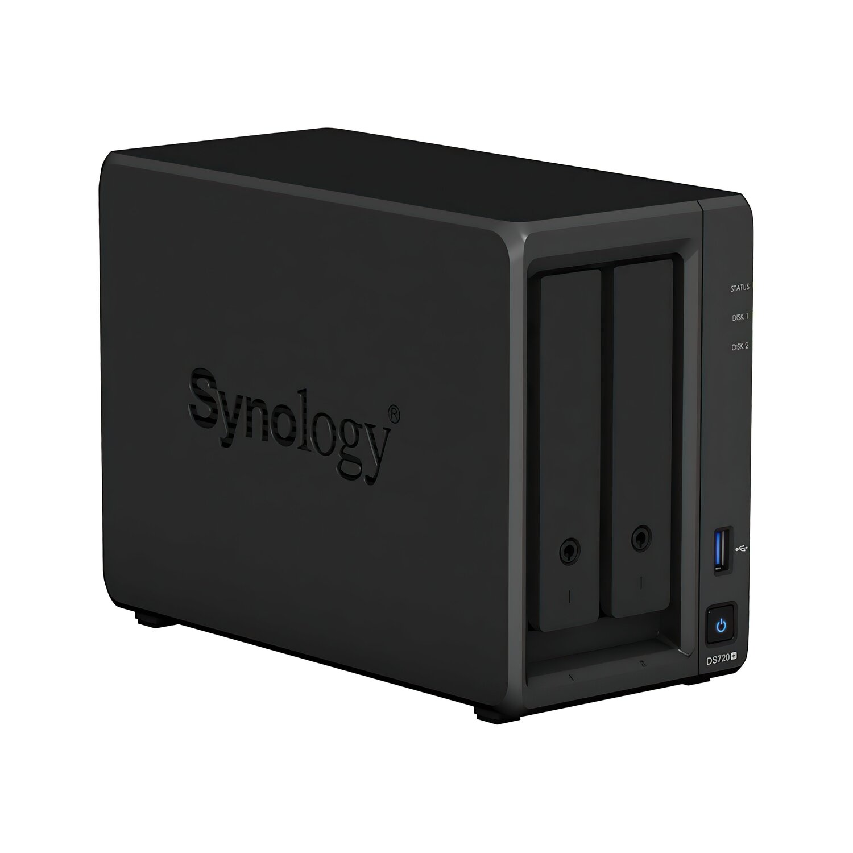Мережеве сховище SYNOLOGY DS720 +фото
