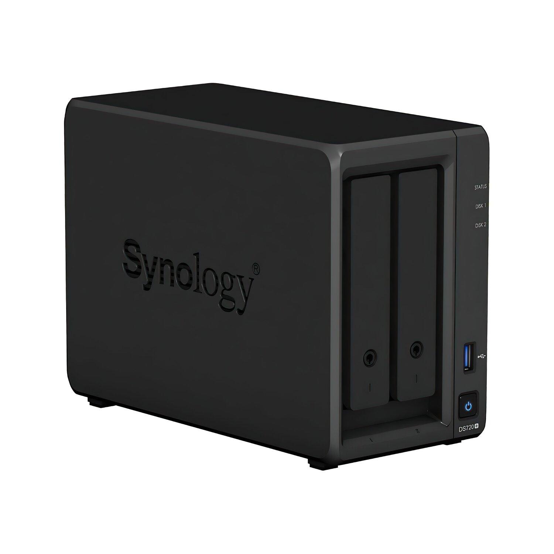 Сетевое хранилище SYNOLOGY DS720+ фото