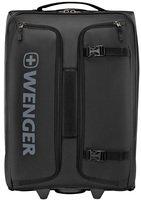 Чемодан текстильный Wenger XC Tryal 52L малый, чёрный (610173)