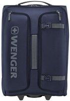 Чемодан текстильный Wenger XC Tryal 52L малый, синий (610174)