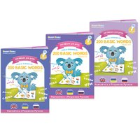 Набор интерактивных книг Smart Koala English (1,2,3 сезон) (SKB123BW)