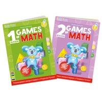 """Набор интерактивных книг Smart Koala """"Игры математики"""" (1,2 сезон) (SKB12GM)"""