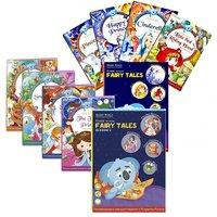 """Набор интерактивных книг Smart Koala """"Сказки"""" ( 1, 2 сезон) (SKSFTS12)"""