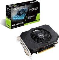 Видеокарта ASUS GeForce GTX1650 4GB DDR6 OC (PH-GTX1650-O4GD6)