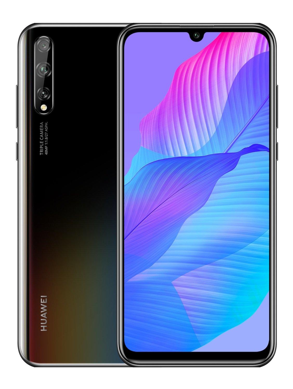 Смартфон Huawei P Smart S AQM-LX1 Midnight Black фото 1