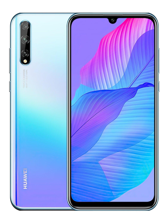 Смартфон Huawei P Smart S AQM-LX1 Breathing Crystal фото 1