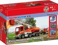 Конструктор fisсhertechnik Junior Easy Starter Пожарные машины FT-554193