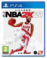 Игра NBA 2K21 (PS4, Английский язык)