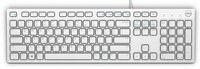 Клавіатура Dell KB216 Multimedia Keyboard White (580-ADGM)