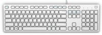 Клавиатура Dell KB216 Multimedia Keyboard White (580-ADGM)