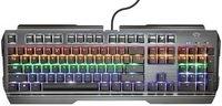 Клавиатура Trust GXT 877 Scarr Mechanical USB Black (23723_TRUST)