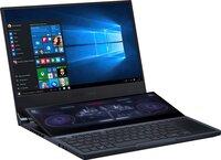 Ноутбук ASUS ROG Zephyrus Duo 15 GX550LWS-HF101T (90NR02Y1-M01860)+фірмовий рюкзак