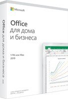 ПО Microsoft Office Home and Business 2019 Russian Medialess P6 (T5D-03363)