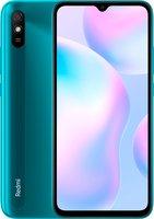 Смартфон Xiaomi Redmi 9A 2/32GB Peacock Green (M2006C3LG)
