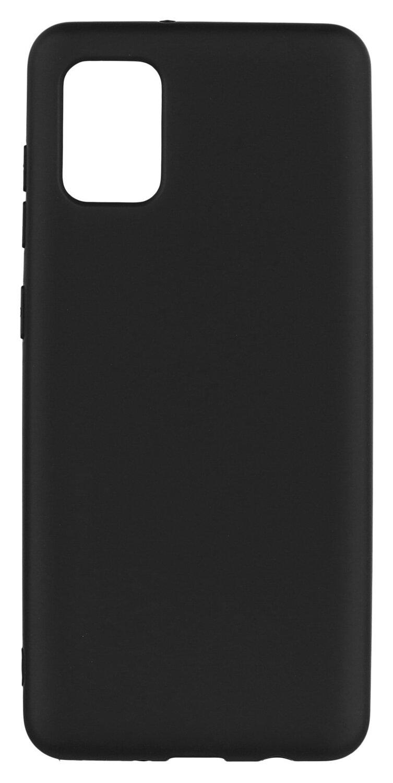 Чехол 2Е для Galaxy A31 Soft feeling Black фото 1