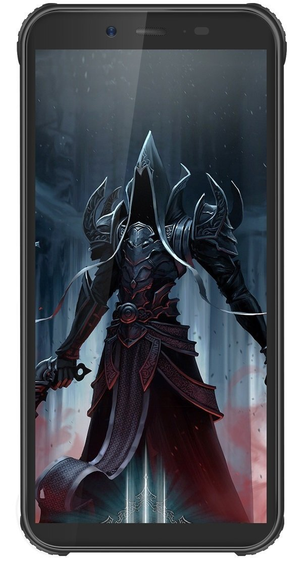 Смартфон Blackview BV5500Pro 3/16GB DS Black UA фото