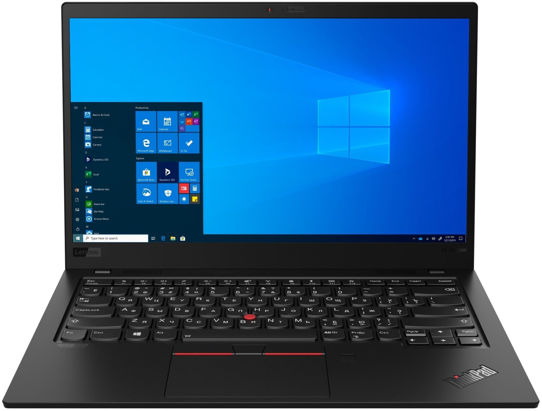 Ноутбук LENOVO ThinkPad X1 (20TK000MRA) фото1