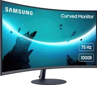 "Монітор 27""Samsung Curved C27T55 (LC27T550FDIXCI)"