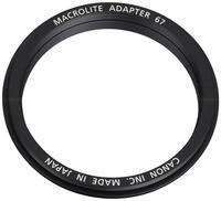 Адаптерное кольцо для макровспышки Canon MLADAPTER67 (3563B001)